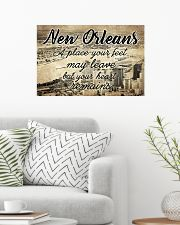 NEW ORLEANS A PLACE YOUR HEART REMAINS 24x16 Poster poster-landscape-24x16-lifestyle-01