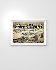 NEW ORLEANS A PLACE YOUR HEART REMAINS 24x16 Poster poster-landscape-24x16-lifestyle-02