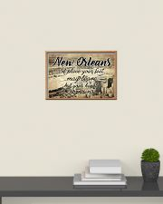 NEW ORLEANS A PLACE YOUR HEART REMAINS 24x16 Poster poster-landscape-24x16-lifestyle-09