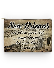 NEW ORLEANS A PLACE YOUR HEART REMAINS Accessory Pouch - Large thumbnail