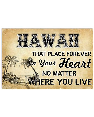 HAWAII THAT PLACE FOREVER IN YOUR HEART