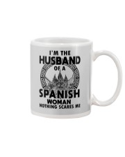 I'M THE HUSBAND OF A SPANISH WOMAN Mug thumbnail