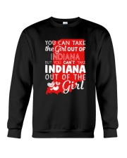 YOU CAN'T TAKE INDIANA OUT OF THE GIRL Crewneck Sweatshirt thumbnail
