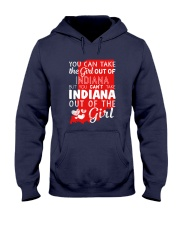 YOU CAN'T TAKE INDIANA OUT OF THE GIRL Hooded Sweatshirt thumbnail