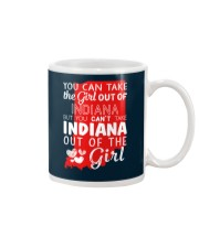 YOU CAN'T TAKE INDIANA OUT OF THE GIRL Mug thumbnail