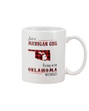 MICHIGAN GIRL LIVING IN OKLAHOMA WORLD  Mug thumbnail