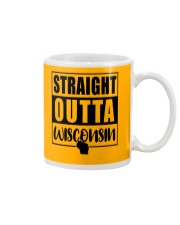 STRAIGHT OUTTA WISCONSIN Mug thumbnail