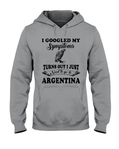 TURNS OUT I JUST NEED TO GO TO ARGENTINA