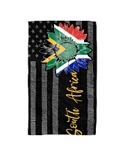 SOUTH AFRICA FLAG SUNFLOWER Hand Towel thumbnail