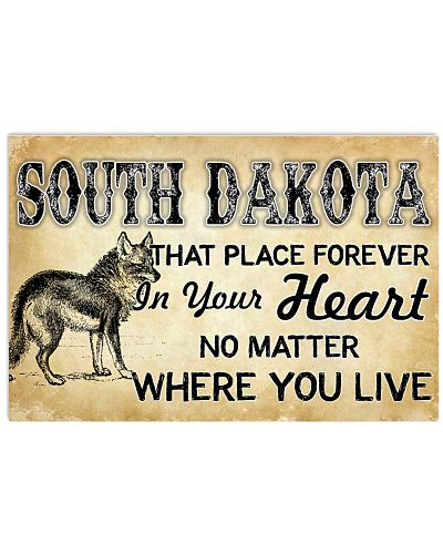 SOUTH DAKOTA THAT PLACE FOREVER IN YOUR HEART