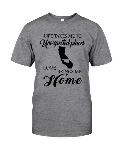 OKLAHOMA CALIFORNIA LOVE BRINGS ME HOME