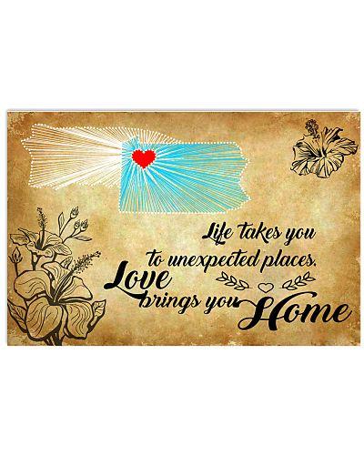 PUERTO RICO PENNSYLVANIA LOVE BRINGS YOU HOME