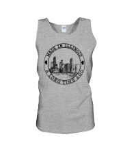 MADE IN ILLINOIS A LONG TIME AGO Unisex Tank thumbnail