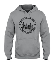 MADE IN ILLINOIS A LONG TIME AGO Hooded Sweatshirt thumbnail