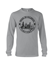 MADE IN ILLINOIS A LONG TIME AGO Long Sleeve Tee thumbnail