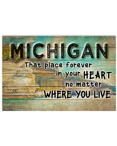MICHIGAN THAT PLACE FOREVER IN YOUR HEART