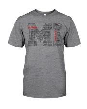 MI CITIES Classic T-Shirt thumbnail