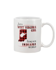 WEST VIRGINIA GIRL LIVING IN INDIANA WORLD Mug thumbnail