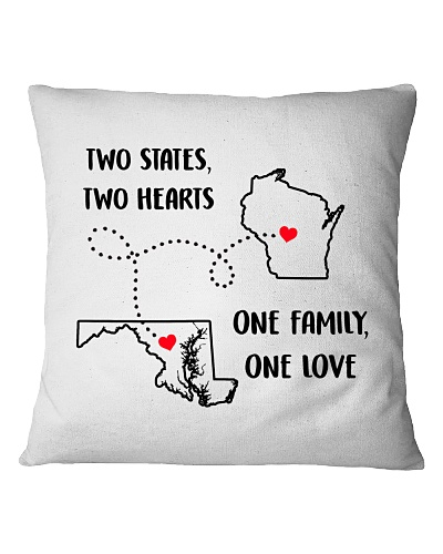 WISCONSIN AND MARYLAND TWO STATES TWO HEART