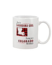 LOUISIANA GIRL LIVING IN COLORADO WORLD Mug thumbnail