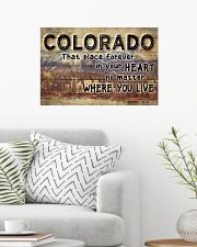 COLORADO THAT PLACE FOREVER IN YOUR HEART 24x16 Poster poster-landscape-24x16-lifestyle-01