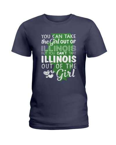 YOU CAN'T TAKE ILLINOIS OUT OF THE GIRL
