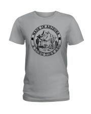 MADE IN ARIZONA A LONG TIME AGO Ladies T-Shirt thumbnail