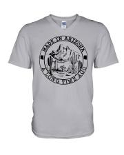 MADE IN ARIZONA A LONG TIME AGO V-Neck T-Shirt thumbnail