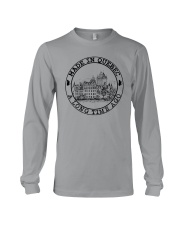 MADE IN QUEBEC A LONG TIME AGO Long Sleeve Tee thumbnail