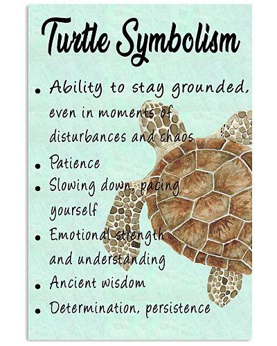 TURTLE SYMBOLISM