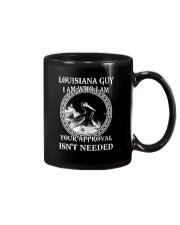 LOUISIANA GUY I AM WHO I AM Mug thumbnail