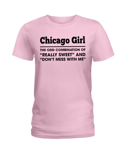 CHICAGO GIRL THE ODD COMBINATION