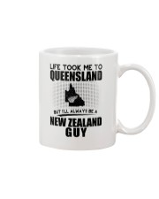 NEW ZEALAND GUY LIFE TOOK TO QUEENSLAND Mug thumbnail