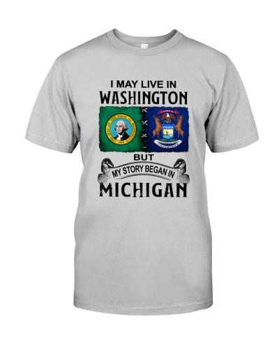 LIVE IN WASHINGTON BEGAN IN MICHIGAN