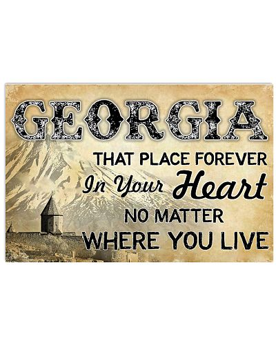 GEORGIA THAT PLACE FOREVER IN YOUR HEART