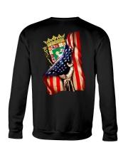 PUERTO RICO AMERICA FLAG Crewneck Sweatshirt thumbnail