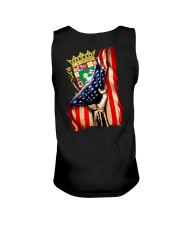 PUERTO RICO AMERICA FLAG Unisex Tank thumbnail
