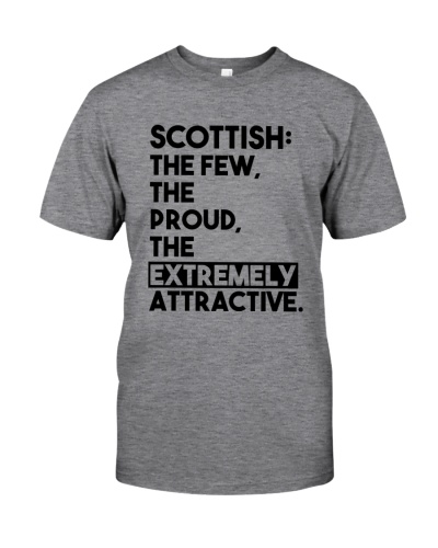 SCOTTISH EXTREMELY ATTRACTIVE
