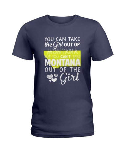 YOU CAN'T TAKE MONTANA OUT OF THE GIRL