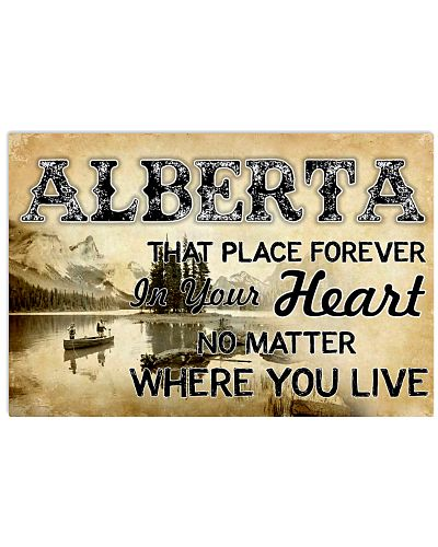 ALBERTA THAT PLACE FOREVER IN YOUR HEART