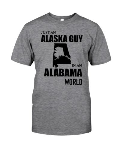 JUST AN ALASKA GUY IN AN ALABAMA WORLD
