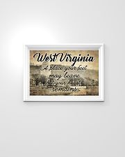 WEST VIRGINIA PLACE YOUR HEART REMAINS 24x16 Poster poster-landscape-24x16-lifestyle-02
