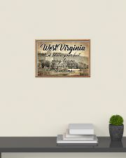 WEST VIRGINIA PLACE YOUR HEART REMAINS 24x16 Poster poster-landscape-24x16-lifestyle-09