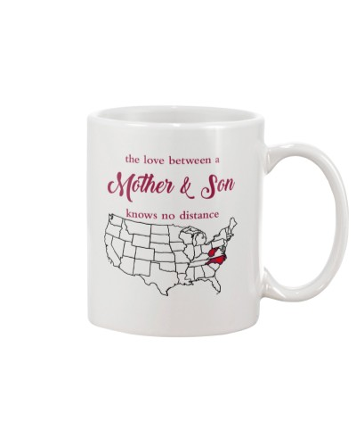 WEST VIRGINIA NORTH CAROLINA LOVE MOTHER AND SON