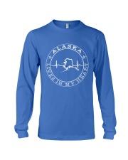 ALASKA LIVES IN MY HEART Long Sleeve Tee thumbnail