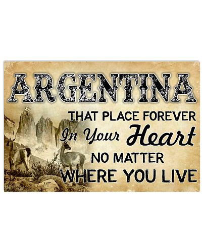ARGENTINA  THAT PLACE FOREVER IN YOUR HEART