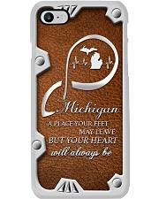 MICHIGAN YOUR FEET MAY LEAVE Phone Case i-phone-7-case