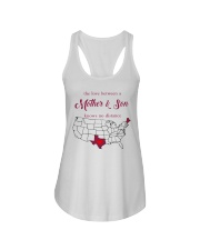 MAINE TEXAS THE LOVE BETWEEN MOTHER AND SON  Ladies Flowy Tank thumbnail