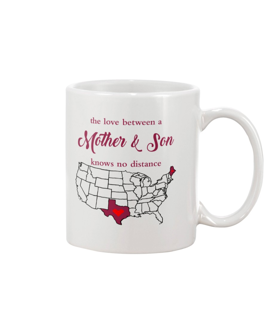 MAINE TEXAS THE LOVE BETWEEN MOTHER AND SON  Mug
