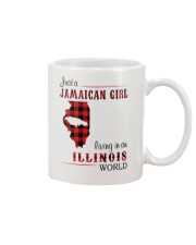 JAMAICAN GIRL LIVING IN ILLINOIS WORLD Mug thumbnail